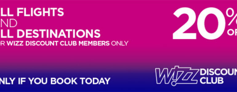 wizz air discount